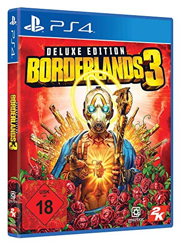Borderlands 3 Deluxe Edition [PlayStation 4]