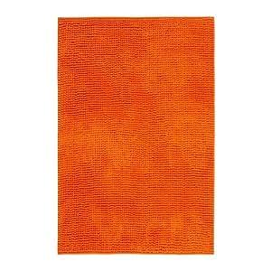 IKEA TOFTBO Badematte in orange; (60x90cm): Amazon.de: Küche ...