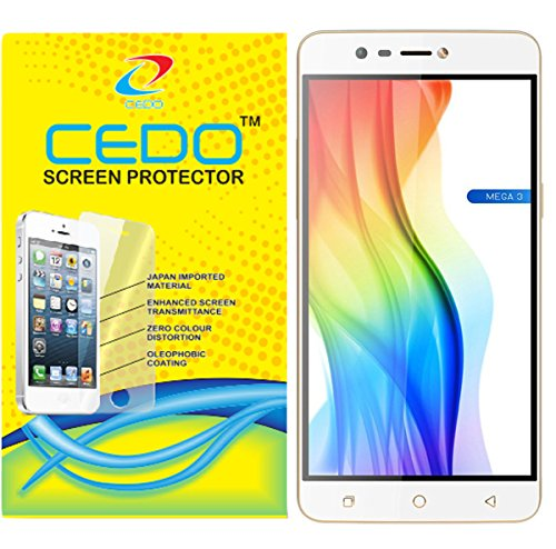 CEDO for Coolpad Mega 3 - anti shatter Tempered Glass...