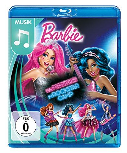 Barbie - Eine Prinzessin im Rockstar Camp [Blu-ray]