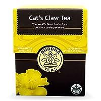 Cat's Claw Bark Tea - Organic Herbs - 18 Bleach Free Tea Bags