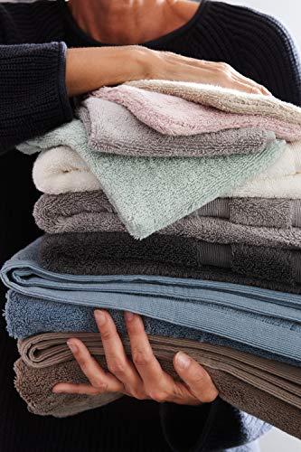 Schöner Wohnen Handtücher - Set, Baumwolle, Lightblue, 6, 6- Einheiten