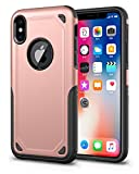 Happon Cover iPhone XR Custodia iPhone XR Ultra Sottile Che Cade Superficie Protettiva Opaca Custodia per...