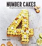 Les number Cakes - Des gâteaux d'anniversaire renversants