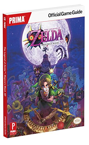 The Legend of Zelda: Majora's Mask Standard Edition (Prima Official Game Guide) por Prima Games