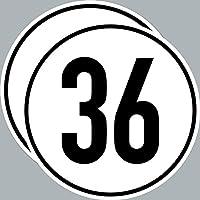 Geschwindigkeitsschild 52 kmh 52 km H Multicar M24 M25