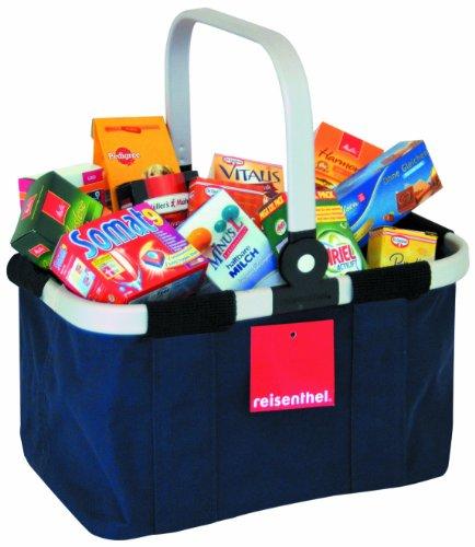 Preisvergleich Produktbild Tanner/ Reisenthel 4083.8 - Original Reisenthel Carry Bag, gefüllt hochwertigen Markenminiaturen, blau