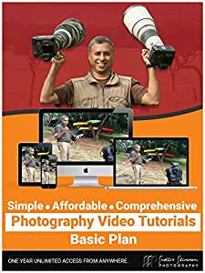 Photography Course For Beginners (Online Video Tutorial - Email Delivery in 2 hours - No CD) - 1 Year Unlimited Access