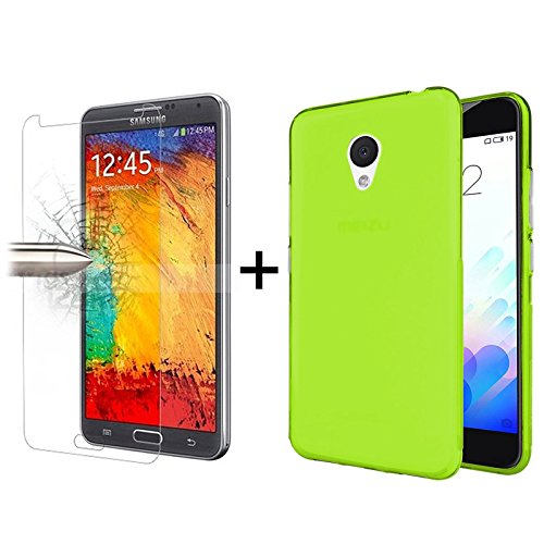tbocr-pack-coque-gel-tpu-vert-protecteur-decran-en-verre-trempe-pour-meizu-m3-meizu-m3s-meizu-m3-min