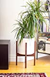#7: entryway strong wooden Plant Stand,, Mid Century Indoor planter ,, @ !! Ships Worldwide From India !!