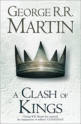 A Clash of Kings (Hardback reissue) (A Song of Ice and Fire, Book 2) por George R.R. Martin