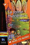 Le coffret mystérieux (1CD audio)
