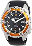 Momentum Herren-Armbanduhr XL M1 DEEP 6 Analog Quarz Kautschuk 1M-DV06O4B