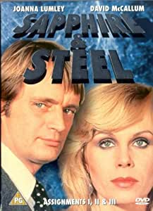 Sapphire And Steel: Assignments 1-3 (Box Set) [DVD] [1979]