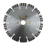 PRODIAMANT Disco diamantato Premium laser per calcestruzzo 180 mm x 22,2 mm Disco diamantato PDX821.711 180mm per prodotti generici in calcestruzzo