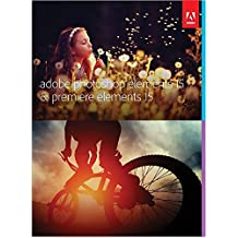 Adobe Photoshop Elements 15 und Premiere Elements 15