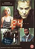 24 Heures chrono : L'Intégrale Saison 3 (24 épisodes) - Coffret Collector 7 DVD [FR IMPORT]