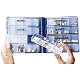 Medimax Pilulier hebdomadaire Grand format
