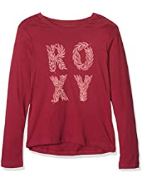 Roxy Rg Tonic Wild T-Shirt Fille Red