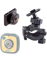 DURAGADGET Fixation support vélo/VTT/BMX pour caméra enfant VTech Kidizoom Action Cam