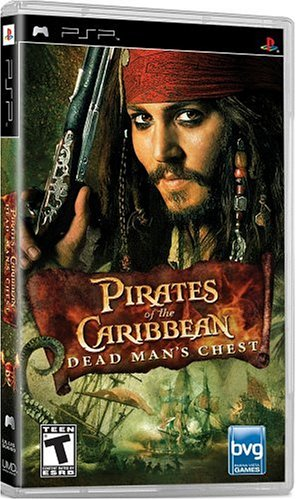 Pirates of the Caribbean Dead Man's Chest - Sony PSP (Psp Pirates)