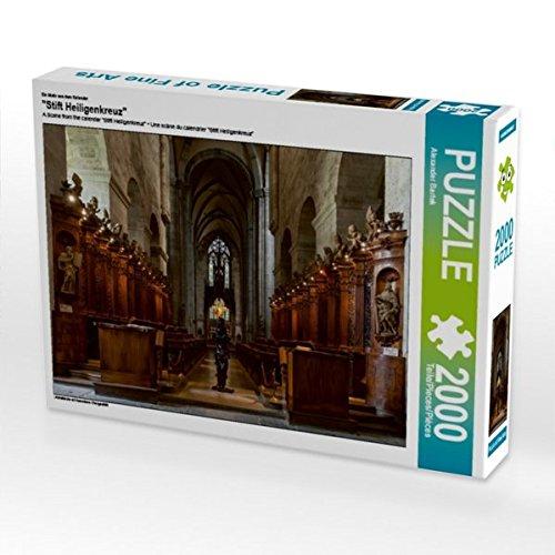 Ein Motiv aus Dem Kalender'Stift Heiligenkreuz' 2000 Teile Puzzle Quer