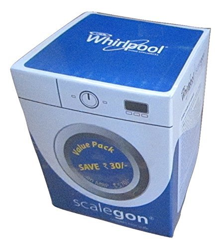 Whirlpool Combo Pack Of 3 Scalegon For Front/Top Loading Washing...