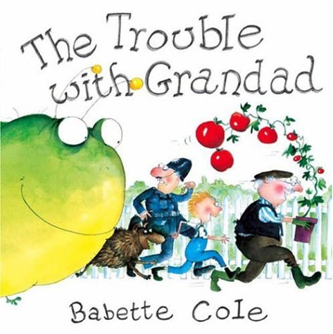 Trouble with Grandad (Mini Book)