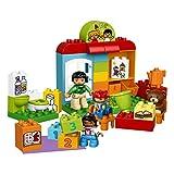 LEGO Duplo 10833 - Vorschule Vergleich