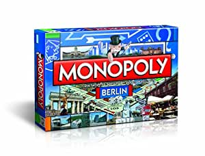 Winning Moves 40231 - Monopoly Edition Berlin