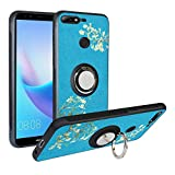 Alapmk Phone Case Compatible with Huawei Y7 2018 /Honor 7C