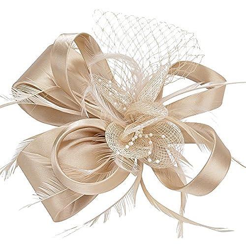 Hats and Fascinators for Weddings: Amazon.co.uk