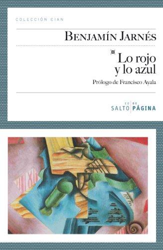 Lo rojo y lo azul (COLECCIÓN CIAN nº 4) (Spanish Edition)