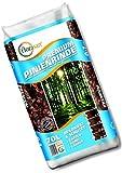 florasan® Premium Pinienrinde 70 Liter 0-7 mm versandkostenfrei !! Mulch Rindenmulch