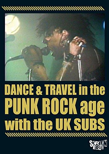 Preisvergleich Produktbild UK Subs - Dance & Travel In The Punk Rock Age [DVD] [NTSC] [UK Import]