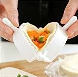from NiceButy NiceButy 3pcs Press Ravioli Dough Pastry Pie Dumpling Maker Gyoza Empanada Mold Mould Tool