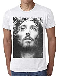 Jesus Christ: Men's T-shirt Celebrity Star One in the City