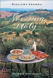 Williams-Sonoma Savoring Italy by Michele Scicolone (2002-06-02)