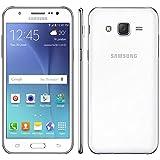 Samsung GALAXY J5 DUAL SIM 4G LTE Simfree 5 Inch Super AMOLED, 1.5GB RAM Smartphone - White