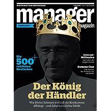 manager magazin Sonderheft: Der König der Händler