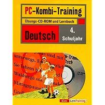 PC-Kombi-Training Deutsch 4. Schuljahr