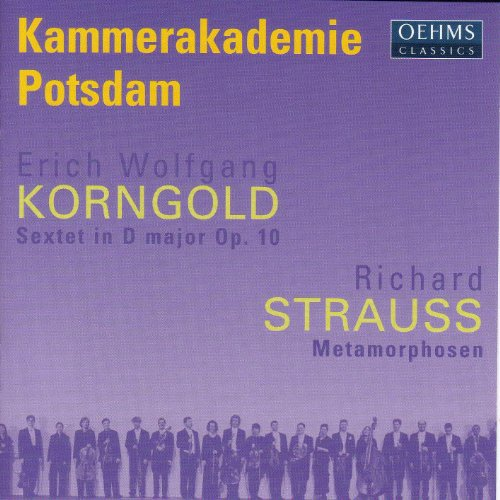 Strauss, R.: Metamorphosen / Korngold: String Sextet in D Major (Arr. for String Orchestra)