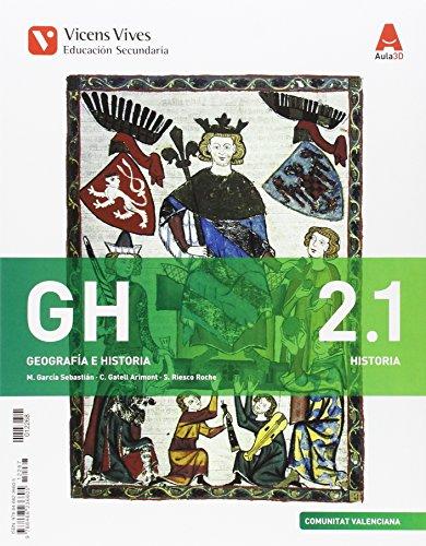 GH 2 VALENCIA (HIST MED/MOD/GEO+SEP GEO ) AULA 3D: 000003 - 9788468236605
