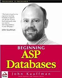 Beginning ASP Databases (Programmer to Programmer)