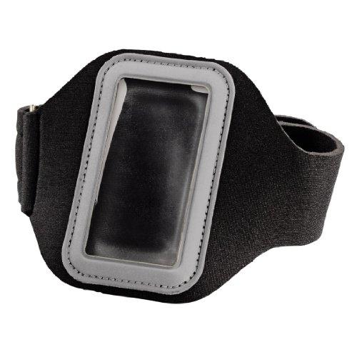 Hama Marathon Armbandtasche für Apple iPod Nano 7G Neopren schwarz - Wasserdichte Nano Armband Ipod
