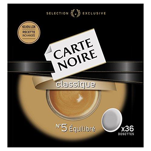 carte-noire-classique-n5-180-dosettes-souples-lot-de-5-x-36