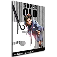 Instabuy Posters Poster - Umbrella Academy The Boy Number Five - A3 (42x30 cm)