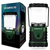 Supernova Ultra Bright LED Camping and Emergency Lantern (Forest Green 300 Lumens)