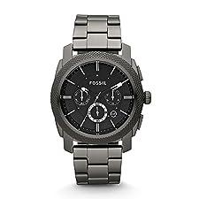 Uhrband / Farbe: Edelstahl / grau   Uhrbandbreite: 22,5 mm   mattiert / glänzend   Gehäuse: Edelstahl   Gehäuse: Höhe:13mm Durchmesser:45mm   Ziffernblattfarbe: schwarz