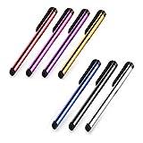 Stylet Fin Aluminium X5 pour iPod Touch 5 Smartphone Tablette Ecrire Universel Lot de...